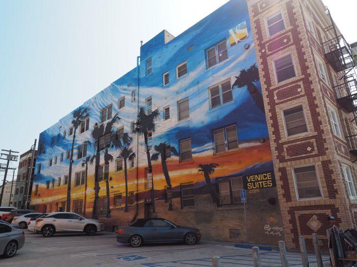 Лос Анжелес (Los Angeles). Venice Beach.