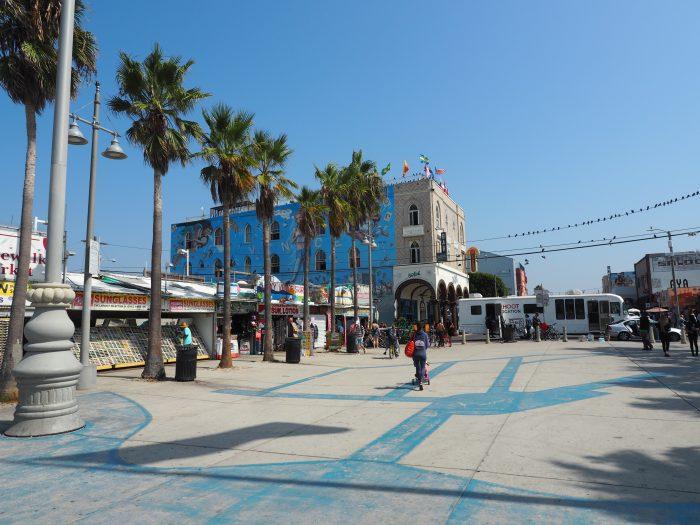 Лос Анжелес (Los Angeles). Venice Beach