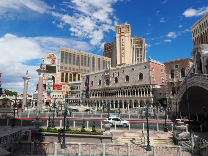 Венеция в Лас Вегасе. The Venetian.