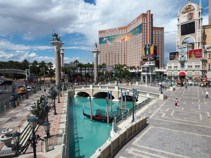 Venice in Las Vegas.