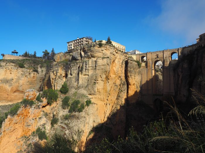 Ronda in winter